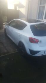 Seat ibiza 2010 59 Plate Minor damage and dpf issue