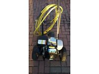 Heavy duty Jet wash pressure washer karcher industrial commercial petrol honda GC160