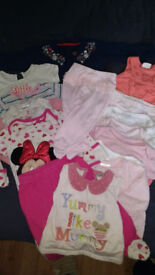 3-6 month baby girl's clothing bundle #9