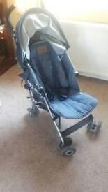 Maclaren pushchair
