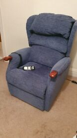 Electric Reclining Chair (Two identical available)