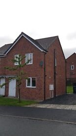3 Bed Semi House TO LET