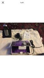 BINATONE E3300 DIGITAL CORDLESS PHONE - BASE STATION - ADAPTOR - USER GUIDE- BOX