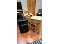 2x 2000W Pair Mackie Thump12 12 Inch Active Powered PA DJ Disco Party Bass Speakers 1000W