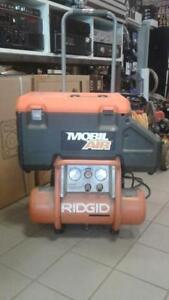 Ridgid 2.5 Gallon Mobile Air Compressor (1) (#102278) (NR113481) We Sell Used Tools!