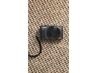 Canon PowerShot SX620 HS 20 Megapixel Digital Camera - Black