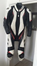 Dainese Aspide P Size 42 UK 52 EU One Piece Suit Racing Leather