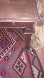 Oak table large - buyer collects