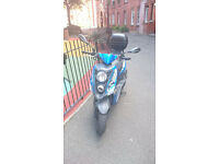 Motorbike For Swap or sell, excellent conditions , Sym Crox 125