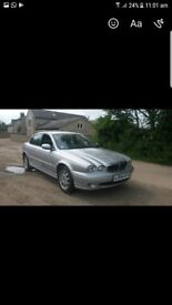 Jaguar X Type 2.0 V6 Manual