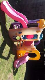 Little Tikes 8 in 1 climbing frame play center great condition