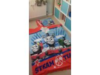 Thomas Toddler Bed Bedding