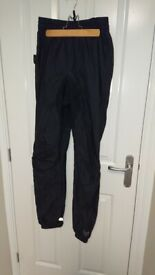 Gore Paclite Weatherproof Cycling Trousers - Size Medium