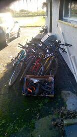 Mountain bike's