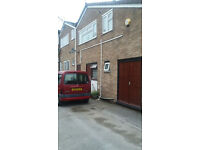 Flat studio one bedroom with ensuite People not working considered Sandiacre NG10 5LL