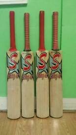 SLOG IT CRICKET BAT, THICK EDGE, SHORT HANDLE, CLEARANCE SALE. PRICE REDUCED.