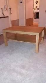 Ikea lak coffee table