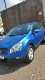 Nissan Qashqai Automatic for quick sale