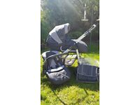 Silver cross 3 way travel system