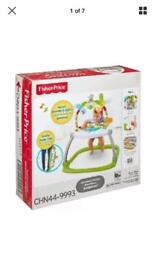Fisher price jumperoo space saver bouncer