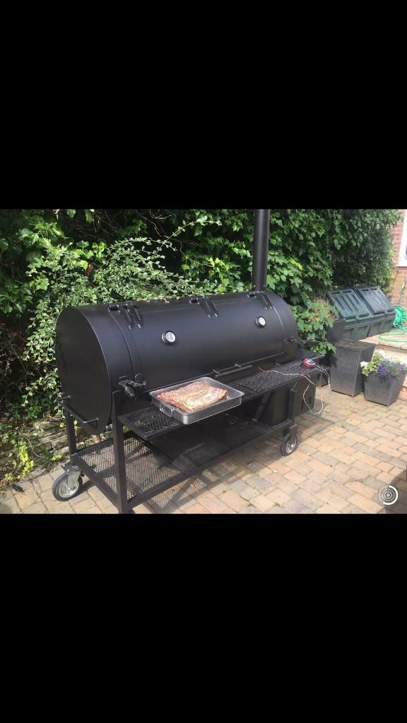 Reverse Offset BBQ and Smoker | in Newcastle, Tyne and Wear | Gumtree