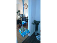 ***!!!WOW CAR BABY BOUNCER VERY GOOD CONDITION WOW!!!***