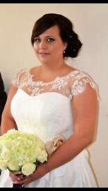 Wedding Dress size 16-18