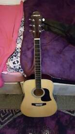 Aria Acoustic Guitar NEW