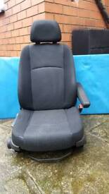 Mercedes vito driver seat ( like new)