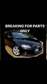 Audi a3 2.0 tdi breaking cba engine
