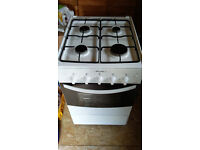 Tricity Bendix gas hob and oven/grill
