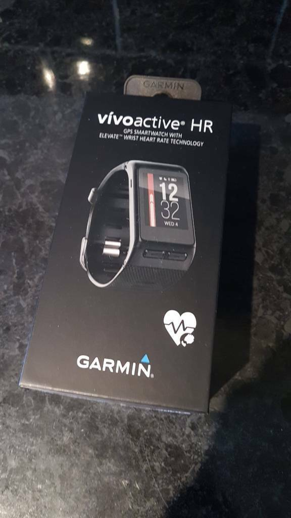 Garmin Vivoactive HR *Brand New*