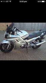 2002 Yamaha FJR 1300