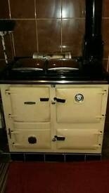 RAYBURN HEATRANGER 355SFW SOLID FUEL AND WOOD BURNING COOKER