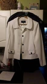 White jacket/wedding/summer jacket