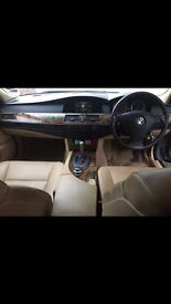 BMW 530d automatic for sale.