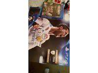 PlayStation 4 500gb Fifa 18 bundle plus Call of Duty World War 2 brand new unopened