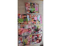 Bundle of 15 Ladies Womens Magazines