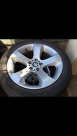 BMW X5 alloys