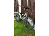"""Boys 22"""" bmx bike in excellent condition can deliver for a small charge"""