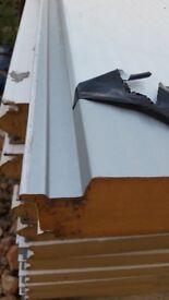 Kingspan composit wall cladding sheets