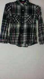 Girls Young Dimensions Shirt Age 7-8