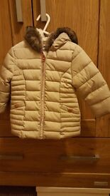 6-9 months baby girl jacket