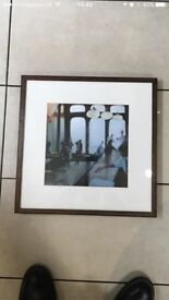 Picture and frames