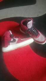 Nike air force 1 may swap
