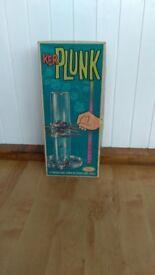Retro 1970's Kerplunk Game in Box Good Condition