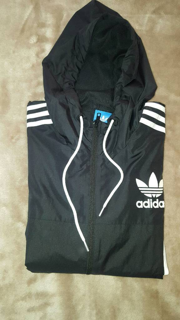 d9d087ff47ad Men s Original Black Adidas Jacket