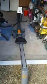 York Fitness Rowing Machine r301 diamond