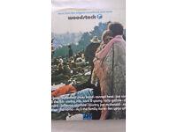 Vinyl LP Woodstock 3 record set Atlantic