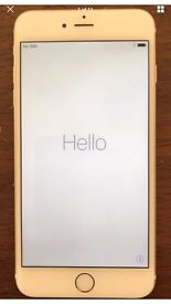 Apple iPhone 6 Plus 128GB Gold Factory Unlocked Complete in Box Virtually as NEW
